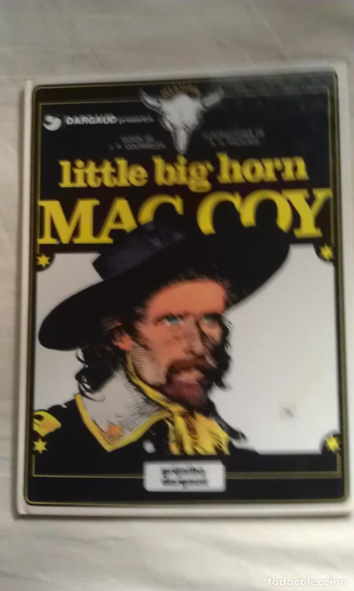 Cómics: MAC COY - LOTE 10 PRIMEROS NUMEROS - Foto 6 - 109480500