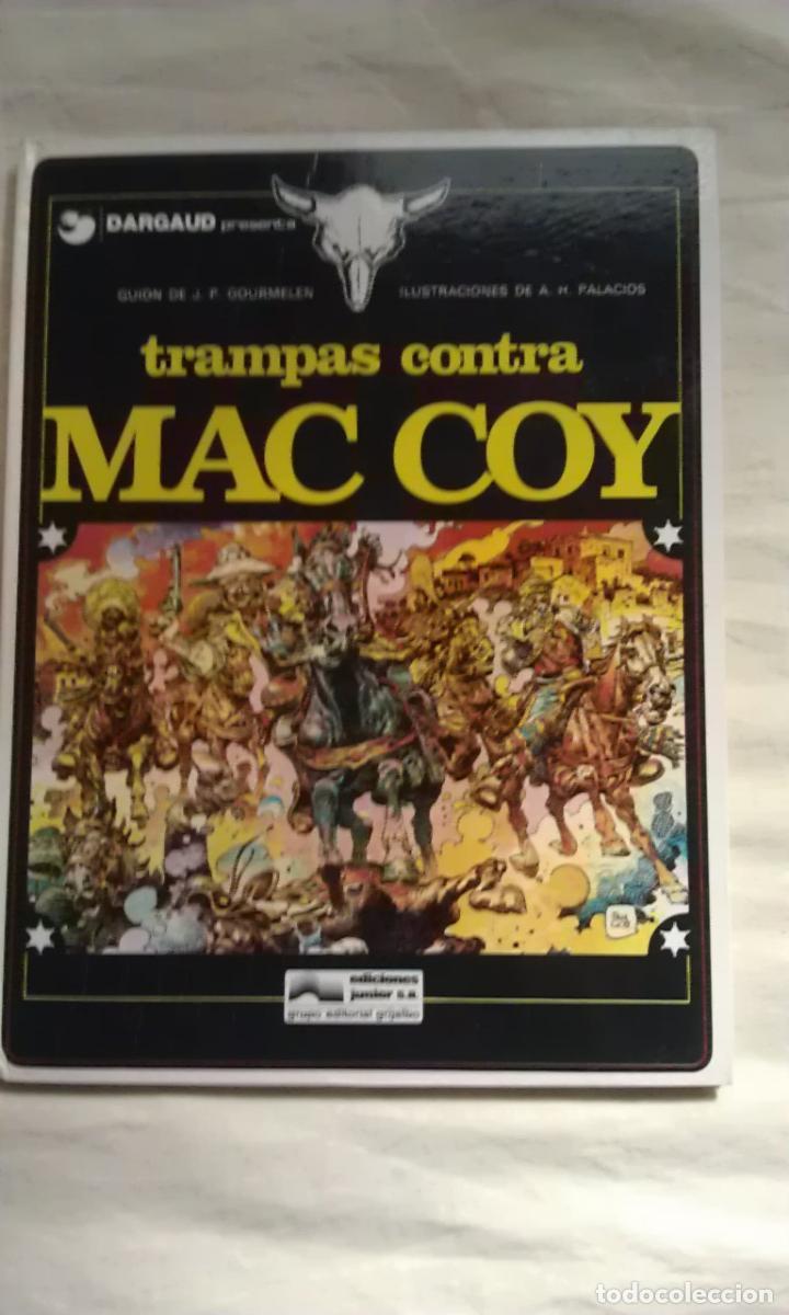 Cómics: MAC COY - LOTE 10 PRIMEROS NUMEROS - Foto 7 - 109480500