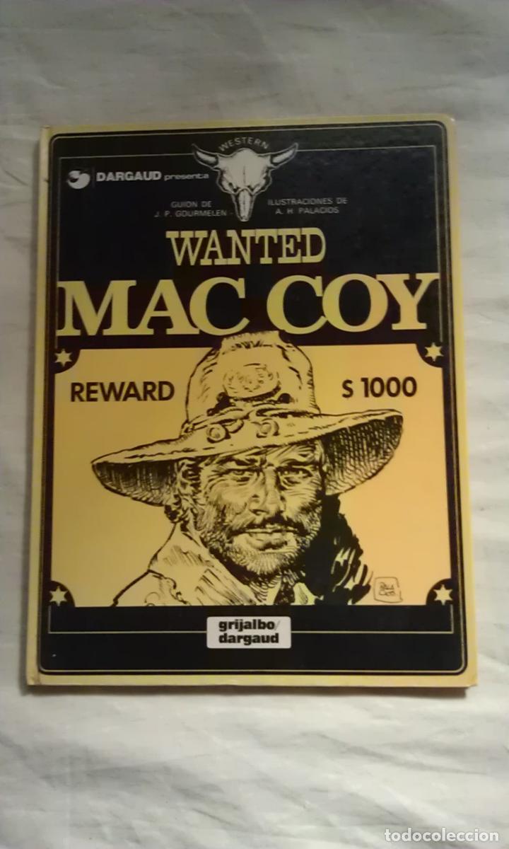 Cómics: MAC COY - LOTE 10 PRIMEROS NUMEROS - Foto 8 - 109480500