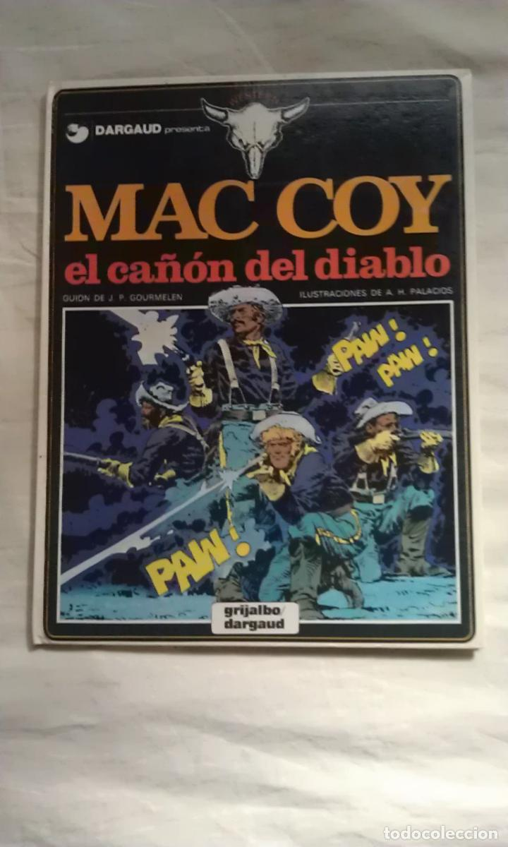 Cómics: MAC COY - LOTE 10 PRIMEROS NUMEROS - Foto 9 - 109480500