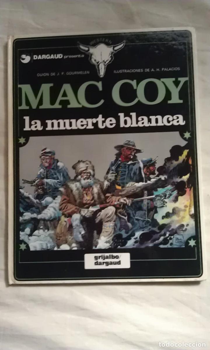 Cómics: MAC COY - LOTE 10 PRIMEROS NUMEROS - Foto 11 - 109480500