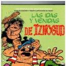 Cómics: LAS IDAS Y VENIDAS DE IZNOGUD Nº 19. Lote 153578450