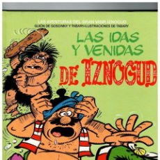 Cómics: LAS IDAS Y VENIDAS DE IZNOGUD Nº 19. NUEVO.. Lote 263169995