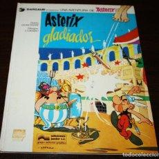 Cómics: ASTERIX GLADIADOR - UDERZO/GOSCINNY - ED.JUNIOR/GRIJALBO - 1979. Lote 93296885