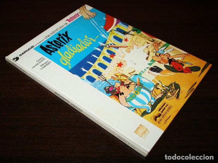 Cómics: ASTERIX GLADIADOR - UDERZO/GOSCINNY - ED.JUNIOR/GRIJALBO - 1979 - Foto 2 - 93296885