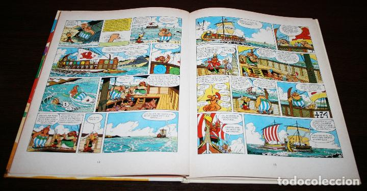 Cómics: ASTERIX GLADIADOR - UDERZO/GOSCINNY - ED.JUNIOR/GRIJALBO - 1979 - Foto 4 - 93296885