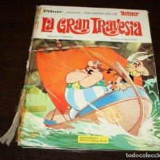 Cómics: ASTERIX - LA GRAN TRAVESIA - UDERZO/GOSCINNY - ED.BRUGUERA - 1975. Lote 93297690