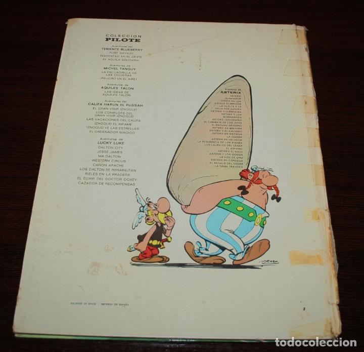 Cómics: ASTERIX - LA GRAN TRAVESIA - UDERZO/GOSCINNY - ED.BRUGUERA - 1975 - Foto 3 - 93297690