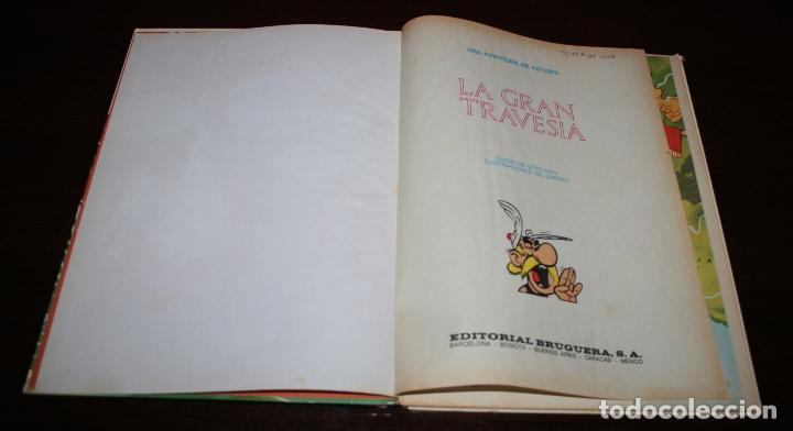 Cómics: ASTERIX - LA GRAN TRAVESIA - UDERZO/GOSCINNY - ED.BRUGUERA - 1975 - Foto 6 - 93297690