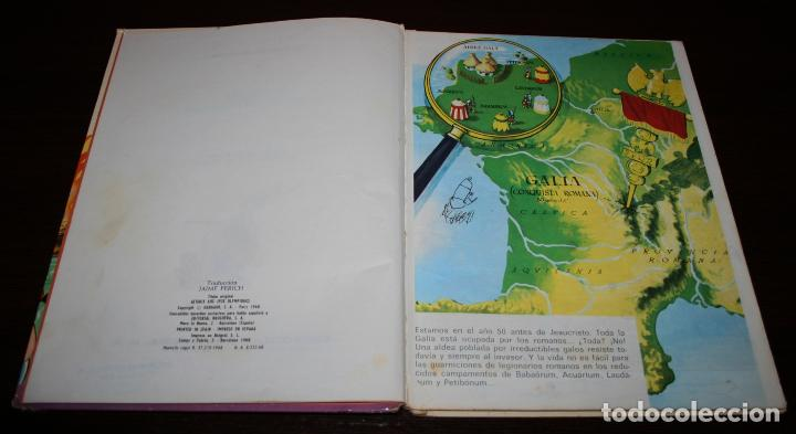Cómics: ASTERIX EN LOS JUEGOS OLÍMPICOS - UDERZO/GOSCINNY - ED.BRUGUERA - 1968 - Foto 5 - 93298415