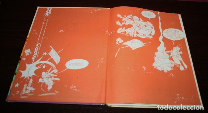 Cómics: ASTERIX EN LOS JUEGOS OLÍMPICOS - UDERZO/GOSCINNY - ED.BRUGUERA - 1968 - Foto 8 - 93298415