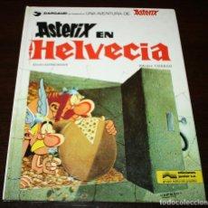 Cómics: ASTERIX EN HELVECIA - UDERZO/GOSCINNY - ED.JUNIOR/GRIJALBO - 1978. Lote 93298855