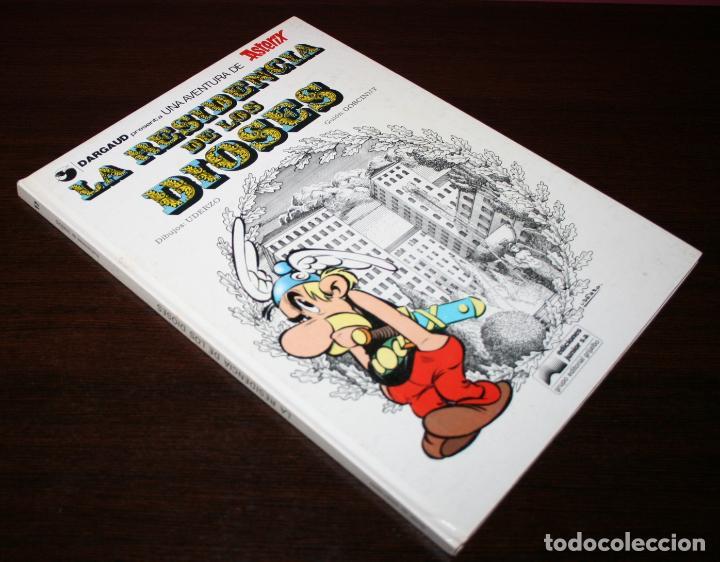 Cómics: ASTERIX - LA RESIDENCIA DE LOS DIOSES - UDERZO/GOSCINNY - ED.JUNIOR/GRIJALBO - 1979 - Foto 2 - 93299175