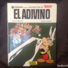 Cómics: EL ADIVINO GRIJALBO/DARGAUD 1986 . Lote 93608450