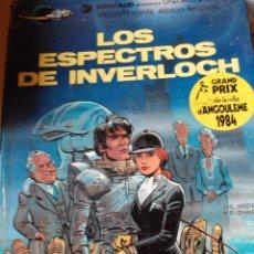 Cómics: LOS ESPECTROS DE INVERLOCH(VALERIAN AGENTE) EDIC. 1984.. Lote 93945780