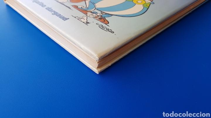 Cómics: LAS AVENTURAS DE ASTERIX - TOMO Nº 4 - GRIJALBO/DARGAUD - GUAFLEX - 1987 (CONTIENE 4 AVENTURAS) - Foto 4 - 94375802