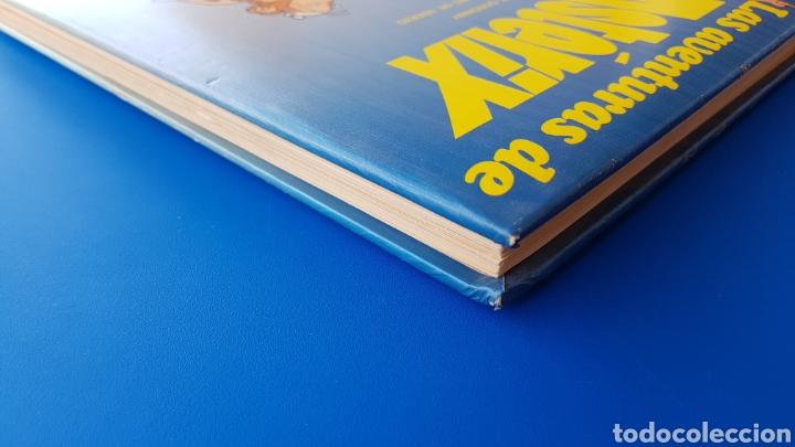 Cómics: LAS AVENTURAS DE ASTERIX - TOMO Nº 4 - GRIJALBO/DARGAUD - GUAFLEX - 1987 (CONTIENE 4 AVENTURAS) - Foto 5 - 94375802