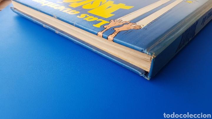 Cómics: LAS AVENTURAS DE ASTERIX - TOMO Nº 4 - GRIJALBO/DARGAUD - GUAFLEX - 1987 (CONTIENE 4 AVENTURAS) - Foto 7 - 94375802
