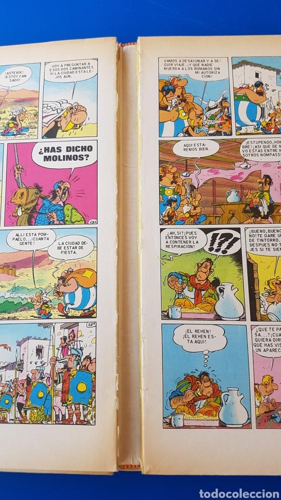 Cómics: LAS AVENTURAS DE ASTERIX - TOMO Nº 4 - GRIJALBO/DARGAUD - GUAFLEX - 1987 (CONTIENE 4 AVENTURAS) - Foto 8 - 94375802