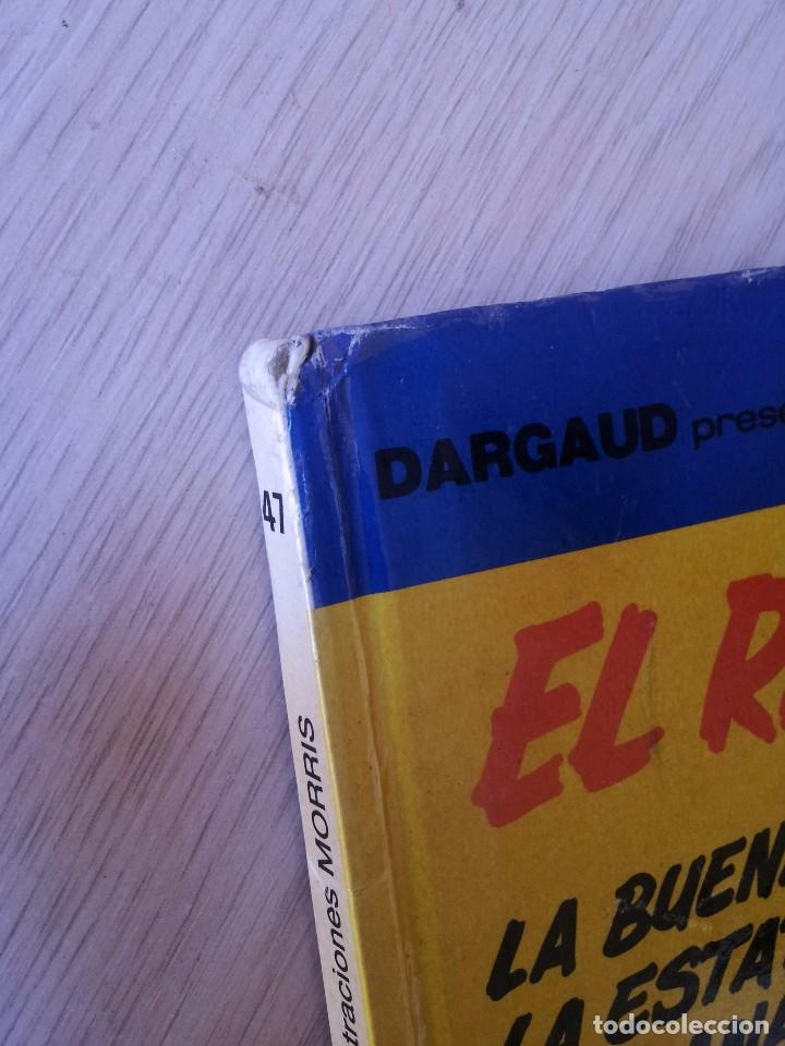Cómics: LUCKY LUKE - EL RANCHO MALDITO - Nº 47 - GRIJALBO 1992 - Foto 6 - 94391026