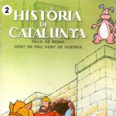 Cómics: HISTÒRIA DE CATALUNYA 2. Lote 94576431
