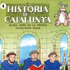 Cómics: HISTÒRIA DE CATALUNYA 4. Lote 94576539