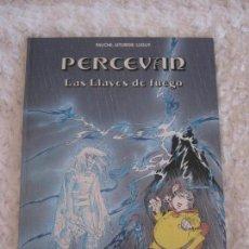 Cómics: PERCEVAN - LAS LLAVES DE FUEGO N. 6. Lote 94584019