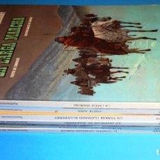 Cómics: LOTE 6 TOMOS BLUEBERRY. EDITADOS A FINALES DE LOS 70 Y PRINCIPIOS DE LOS 80.. Lote 94591783