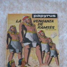 Cómics: PAPYRUS - LA VENGANZA DE RAMSES N. 7. Lote 94635167