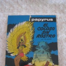 Cómics: PAPYRUS - EL COLOSO SIN ROSTRO N. 3. Lote 94635859