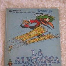 Cómics: LAS AVENTURAS DEL GRAN VISIR - LA ALFOMBRA MAGICA N. 3. Lote 94705379