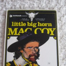 Cómics: MAC COY - LITTLE BIG HORN N. 8. Lote 94720567