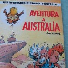 Cómics: ESPIRU I FANTASTIC-AVENTURA A AUSTRALIA. Lote 94760747