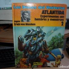 Fumetti: LOS DIOSES DEL UNIVERSO - NÚMERO 2 - TAPA DURA - AÑO 1979 - EDICIONES JUNIOR. Lote 95010279
