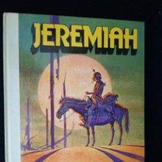 Cómics: LIBRO COMIC TEBEO JEREMIAH NÚMERO 2 POR UN PUÑADO DE ARENA. AÑO 1980. Lote 95072727