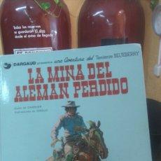 Cómics: BLUEBERRY. LA MINA DEL ALEMÁN PERDIDO. N.- 1. 1977. Lote 95118752