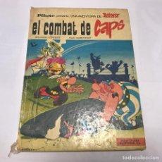 Cómics: ASTERIX . EL COMBAT DE CAPS . GRIJALBO DARGAUD 1984 1ª ED. TAPA DURA EN CATALA . Lote 95120287