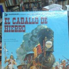 Cómics: BLUEBERRY N.-3 EL CABALLO DE HIERRO. 1988. Lote 95147446