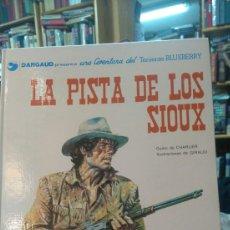 Cómics: BLUEBERRY N.-5.LA PISTA DE LOS SIOUX. 1982. Lote 95148462