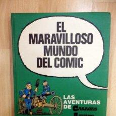 Cómics: EL MARAVILLOSO MUNDO DEL COMIC, 3-4-7.PLAZA JANES 3TOMOS.. Lote 95156451