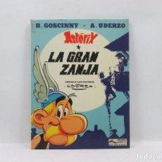 Cómics: COMIC - ASTERIX - AL GRAN ZANJA. Lote 95340959