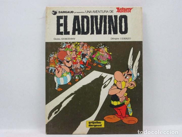 COMIC - ASTERIX - EL ADIVINO - 19 (Tebeos y Comics - Grijalbo - Asterix)