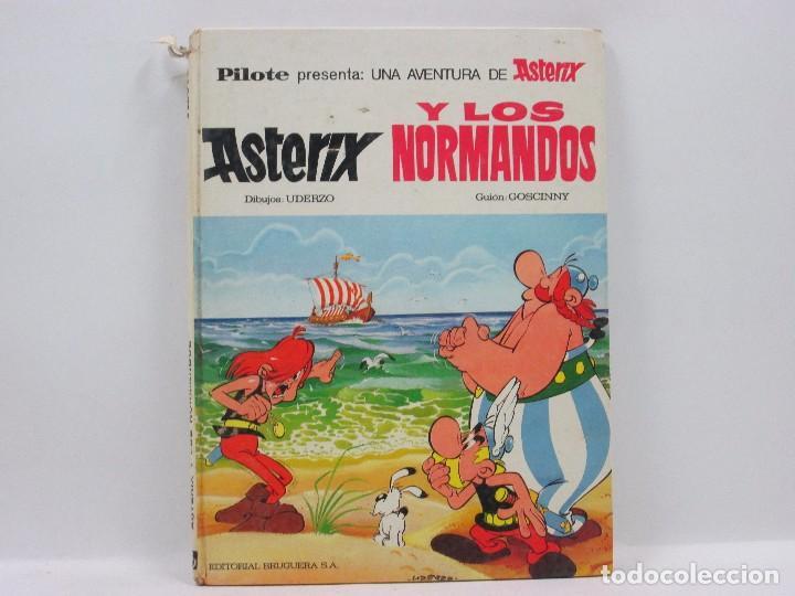 COMIC - ASTERIX - ASTERIX Y LOS NORMNOS (Tebeos y Comics - Grijalbo - Asterix)