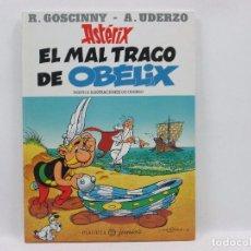 Cómics: COMIC - ASTERIX - EL MAL TRAGO DE OBELIX. Lote 95346075