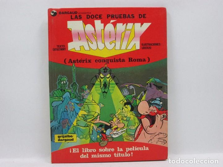 COMIC - ASTERIX - ASTERIX CONQUISTA ROMA (Tebeos y Comics - Grijalbo - Asterix)