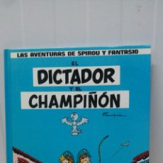 Cómics: EL DICTADOR Y EL CHAMPIÑON ... SPIROU Y FANTASIO (EDICIONES JUNIOR .EDITORIAL GRIJALBO JUNIO 1986. Lote 95423918