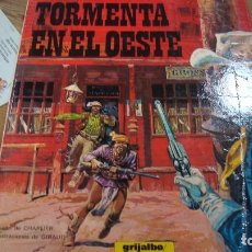 Cómics: EL TENIENTE BLUEBERRY VOLUMEN 17: TORMENTA EN EL OESTE. Lote 95553711
