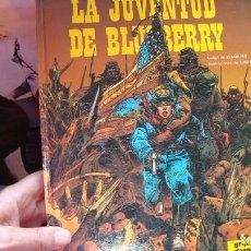 Cómics: LA JUVENTUD DE BLUEBERRY - GRIJALBO (1980). Lote 95554051
