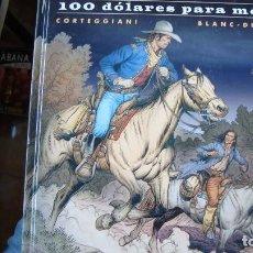 Cómics: LA JUVENTUD DE BLUEBERRY Nº 48.100 DOLARES PARA MORIR.NORMA EDITORIAL. Lote 95554207