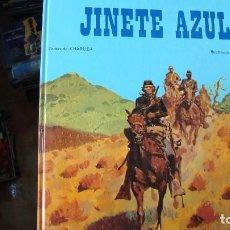 Cómics: LA JUVENTUD DE BLUEBERRY-JINETE AZUL-GRIJALBO/DARGAUD-Nº 14. Lote 95554351